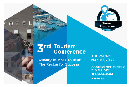 3rd Tourism Conference  MAY 10,  2018
